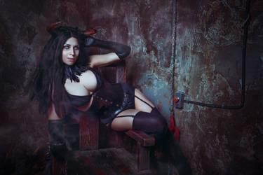 Dark Fetish by elenasamko