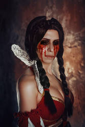 Philippa Eilhart Cosplay by elenasamko