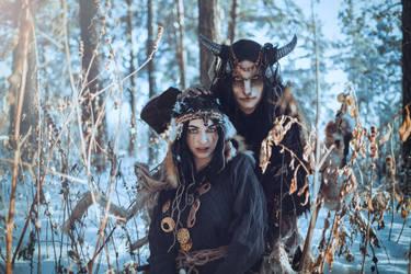 Pagan Winter by elenasamko