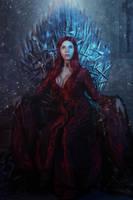Melisandre Cosplay by elenasamko