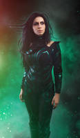 Hela COSPLAY by elenasamko