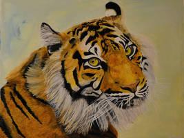 Imperial Tigress by Mararda
