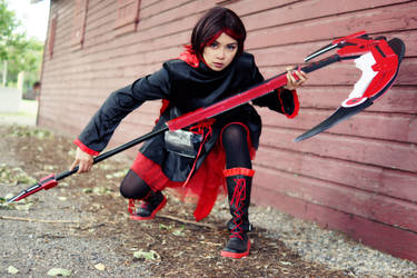 Ruby Rose by Mystified-Dreamer