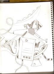 Doodle Pt. 1 by kokirininja