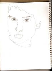Human Drawing by kokirininja
