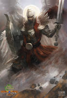 Ninurta by Thor0denson
