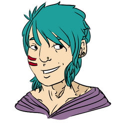 Character Bust by Bleachheart