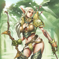 Card image - High Elf Ver. 1.0 by reaper78