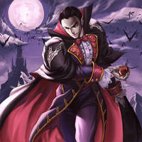 Card image - Vampire by reaper78