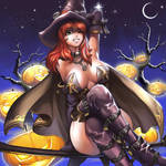 Card image - Witch by reaper78