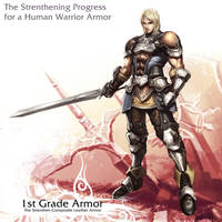 Human Warrior 1st armor by reaper78