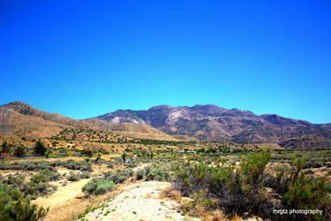 high desert by MrGutierrez