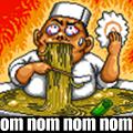 OM NOM NOM NOM by MagDoodles