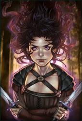 ~Un reino a espada~ COVER BOOK Illustration by Chiisa