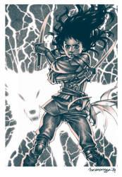 Final Battle by Chiisa