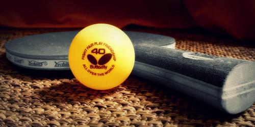 Table Tennis by guns87