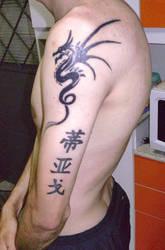 Tattoo by guns87