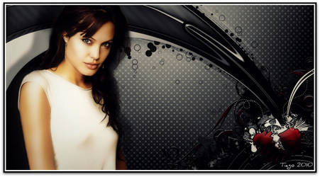 Angelina Jolie by guns87