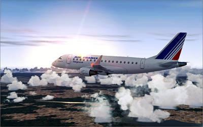 Flight Simulator X by guns87