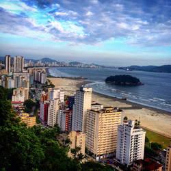 Santos - SP, BRAZIL by guns87