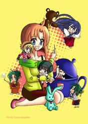 Higurashi-in future by Crazy-megame