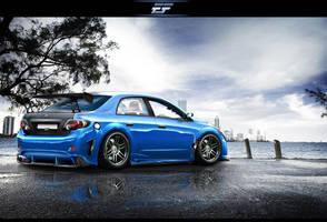 Toyota Corolla XRS by EmreFast