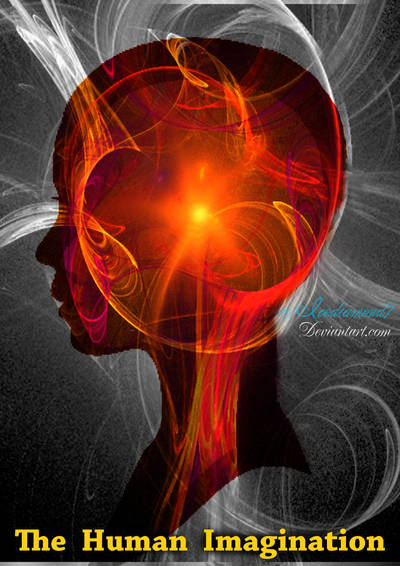 The Human Imagination (version 1) by icediamond7