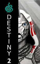 Destiny 2 Hunter Cayde 6 by icediamond7