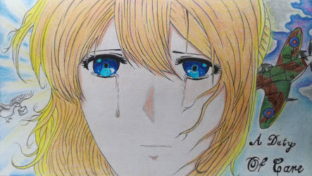 Violet Evergarden- A Duty of Care (temp pic) by icediamond7