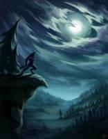 Werewolf by Anariel27