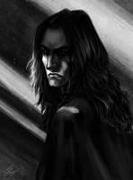 Severus Snape by Anariel27