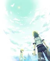 KH2 :: Infinite Sky by waterlilly