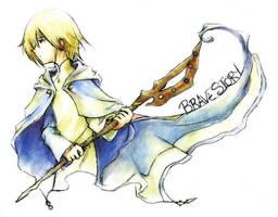 Brave Story :: Mitsuru by waterlilly