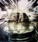 Hot car by MangelinStudios