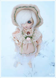 Snow Prince by Marie-Magdalene
