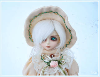 Snow Prince. by Marie-Magdalene