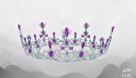 The mind's crown by Xinadra