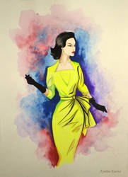 Lady Lemon by Demiora