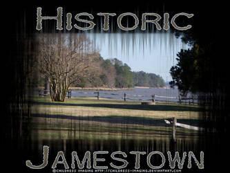 Jamestown Battlefield by Childress-Imaging