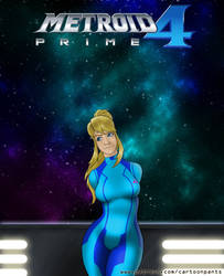 Samus_Logo_Alt by Cartoonpants