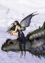 Dragon Skies by SelinaFenech