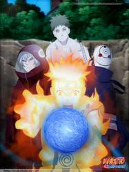 Naruto Shippuuden by Epistafy