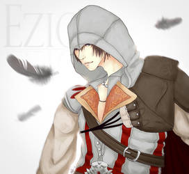 Ezio by S1ghtly