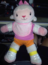 Lambie the explorer by angelicoreXX