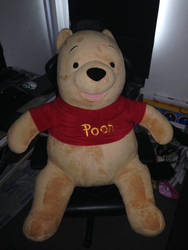 Pooh by angelicoreXX