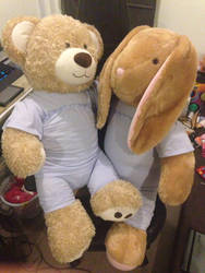 Big build a bear  by angelicoreXX