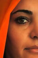 orange by douanier