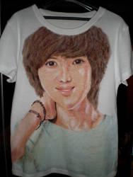 SHINee: Taemin t-shirt by staresinka
