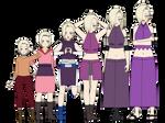 Ino Age Progression by Khorvuss