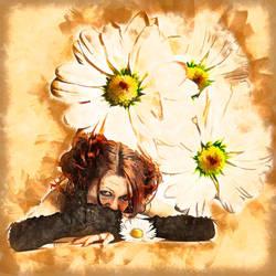 Mood-chamomile by Black-Ketch